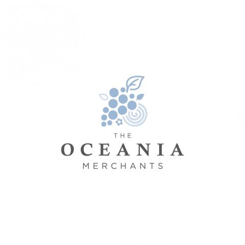 the oceania merchants logo