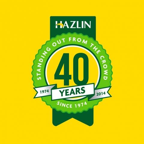 hazlin badge