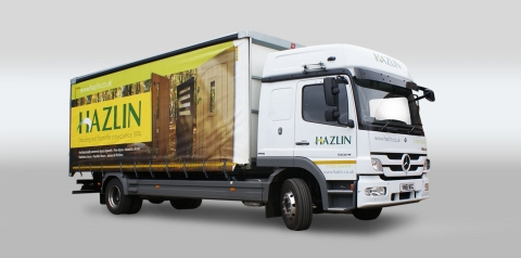hazlin lorry hero