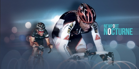 New Artwork For National Cycle Race
